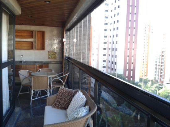Apartamento Chácara Klabin 3 dormitorios 4 banheiros 4 vagas na garagem