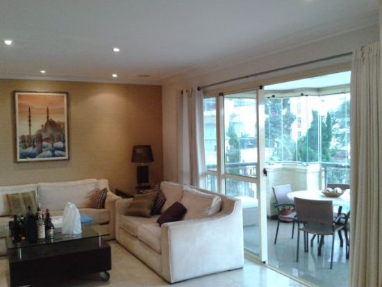 Apartamento aluguel Chácara Klabin - Referência 252