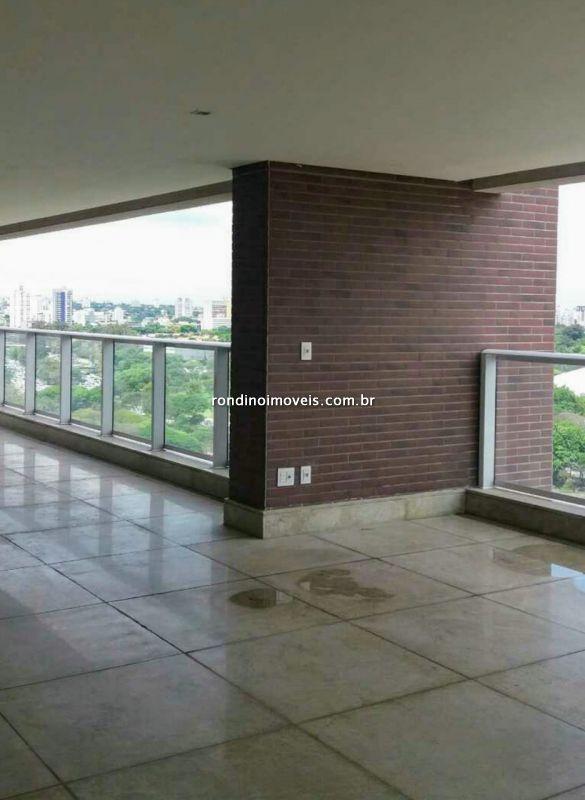Apartamento em  São Paulo - Ibirapuera, 4 salas, 4 suítes, 6 vagas na garagem