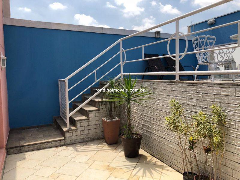 Cobertura Chacara Klabin 4 dormitorios 4 banheiros 3 vagas na garagem