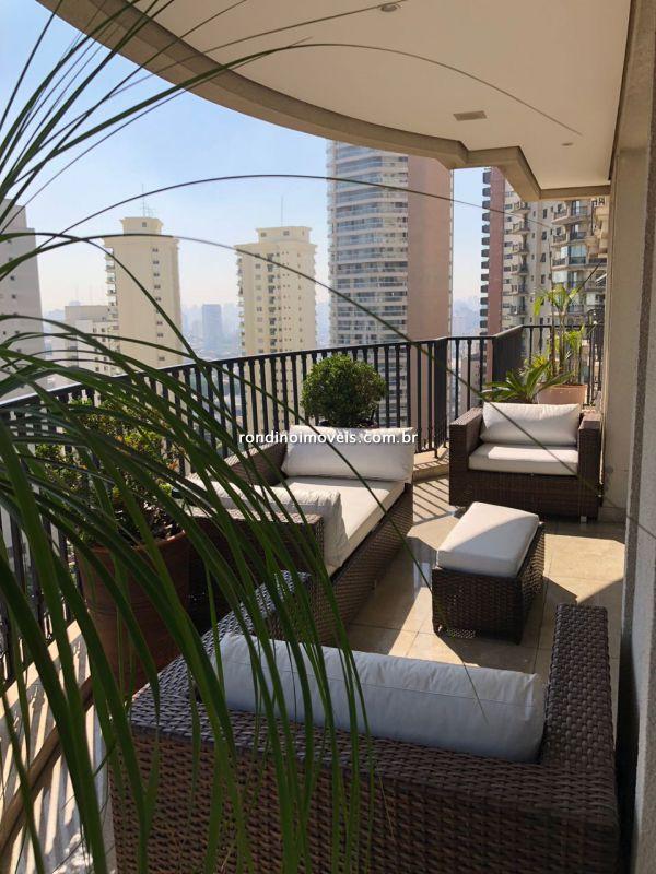 Apartamento Vila Mariana 4 dormitorios 5 banheiros 5 vagas na garagem