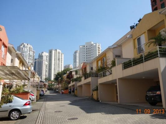 Casa em Condomínio venda Vila Mariana - Referência 318-1