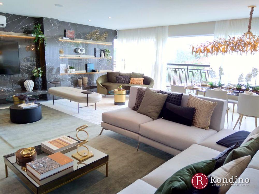 Apartamento em  São Paulo - Chácara Klabin, 3 salas, 3 suítes, 2 vagas na garagem