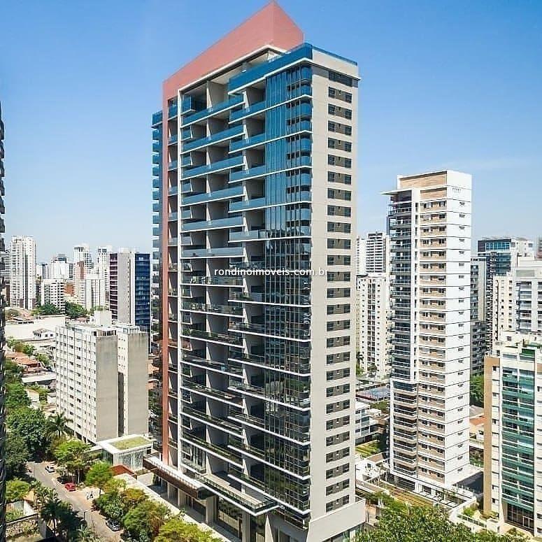 Apartamento venda Vila Olímpia São Paulo - Referência 1818-1